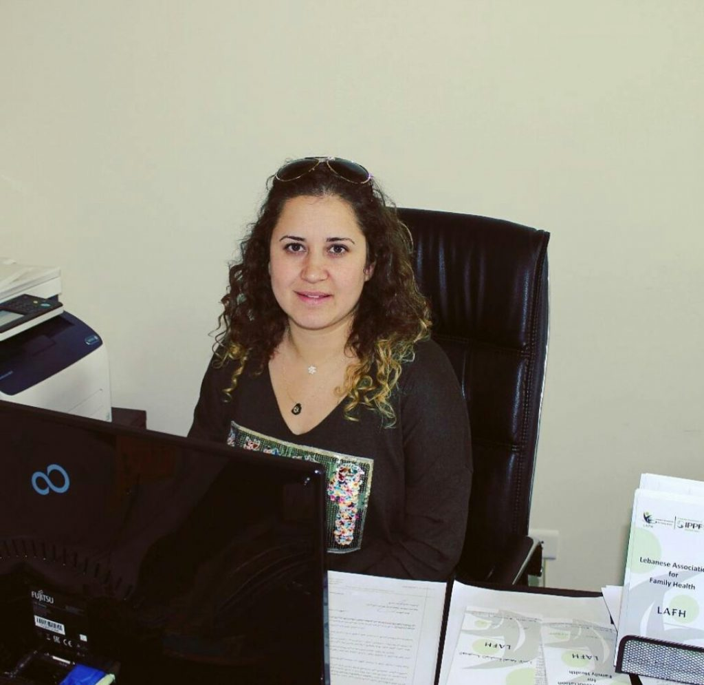 Lina Sabra